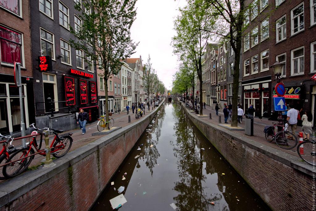 амстердам мулен руж