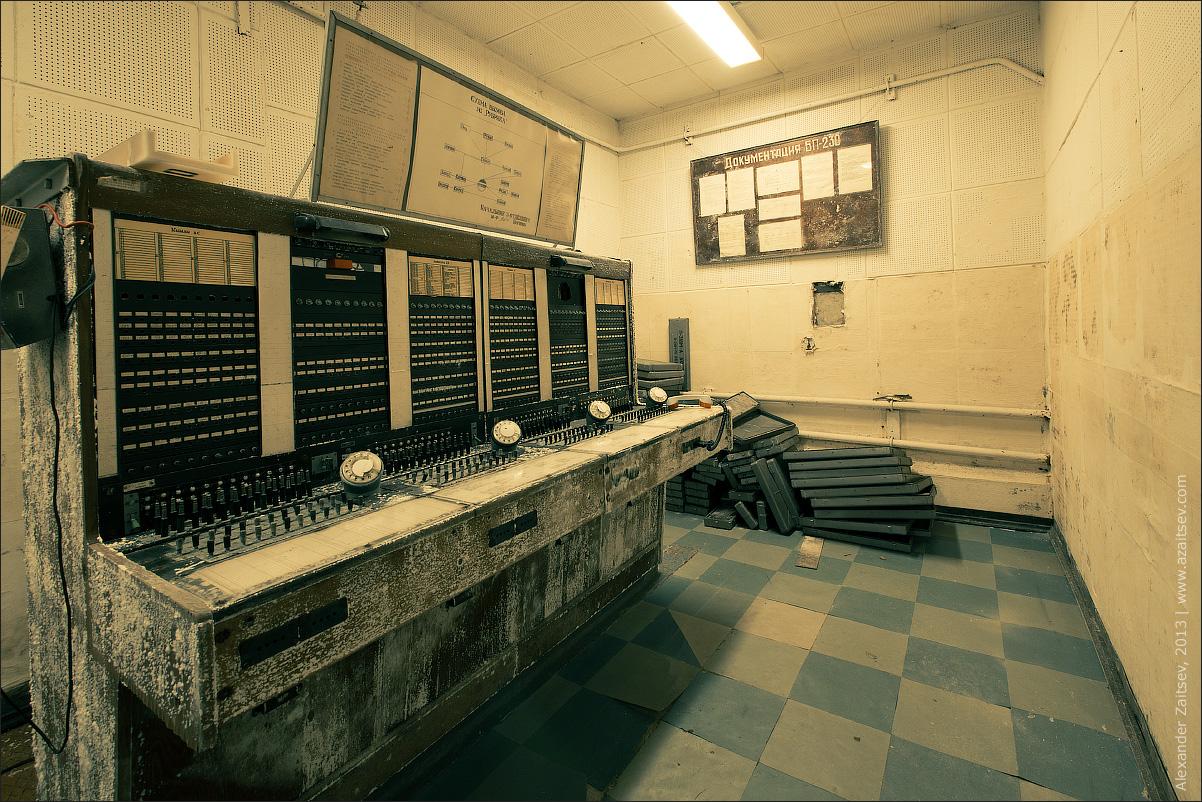 подземный узел связи ссср рубрика