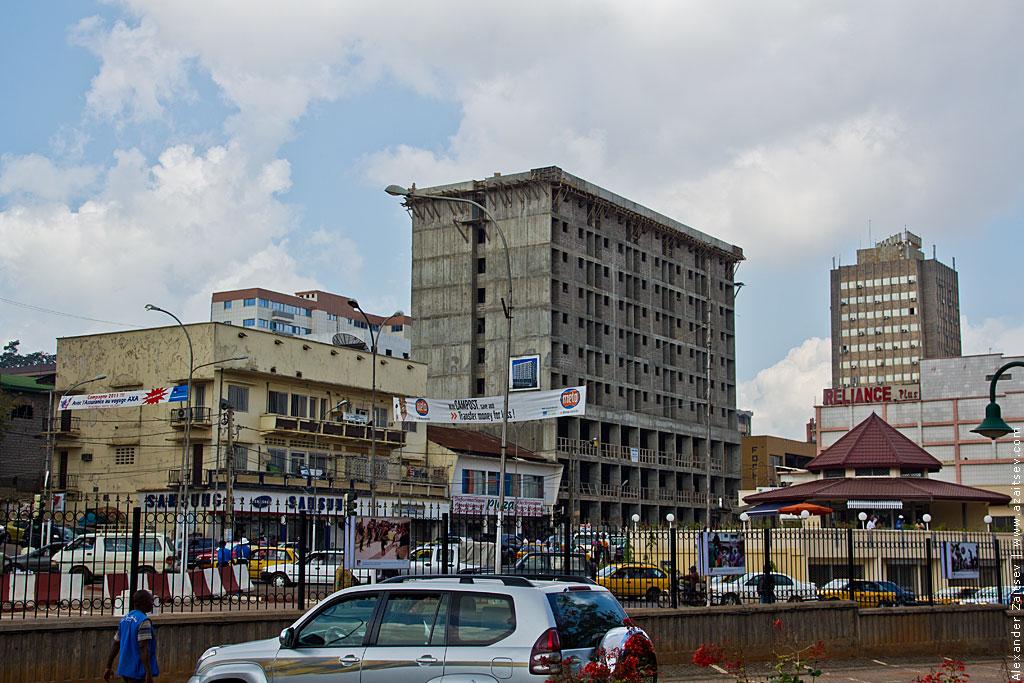 Камерун центр Яунде