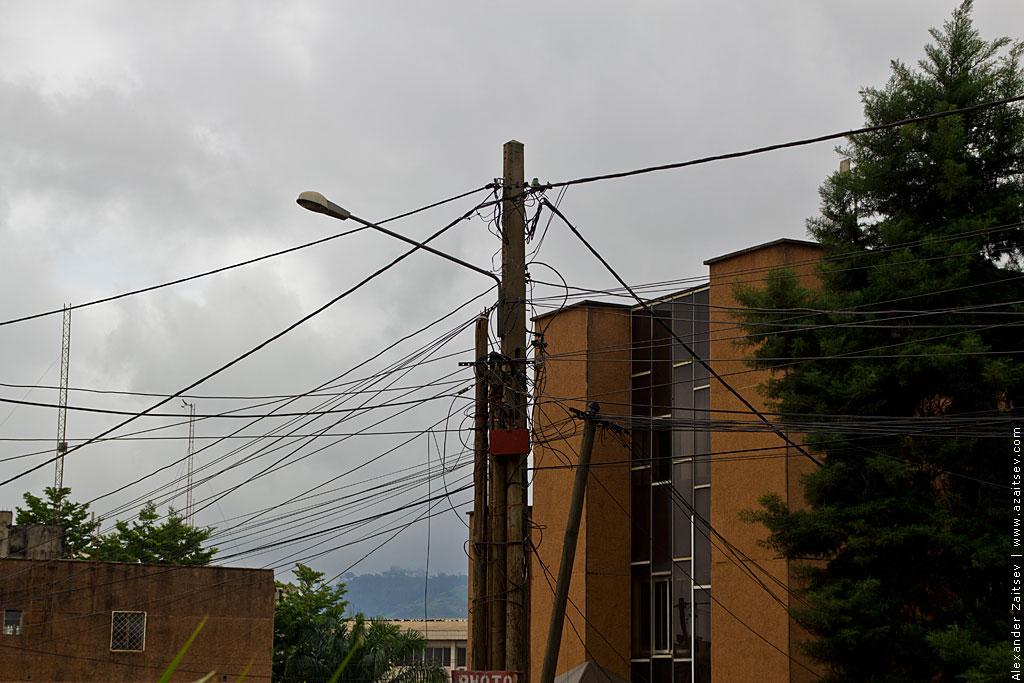 Электричество в Камеруне