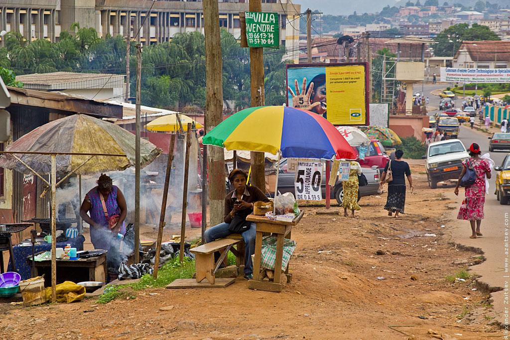 Торговля в Камеруне