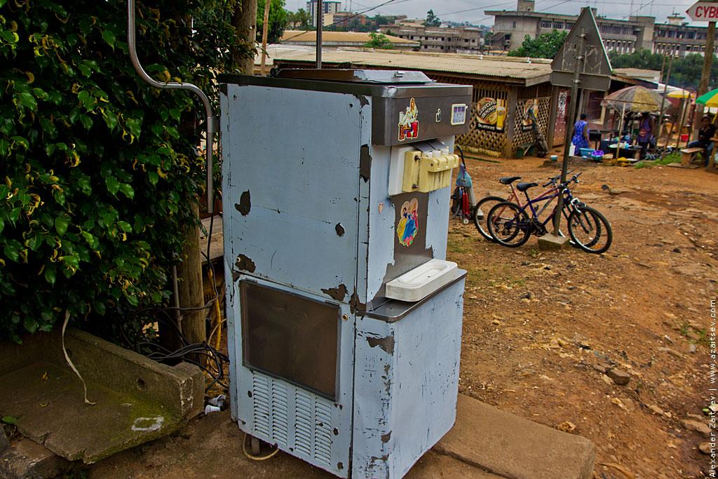 Камерун улицы