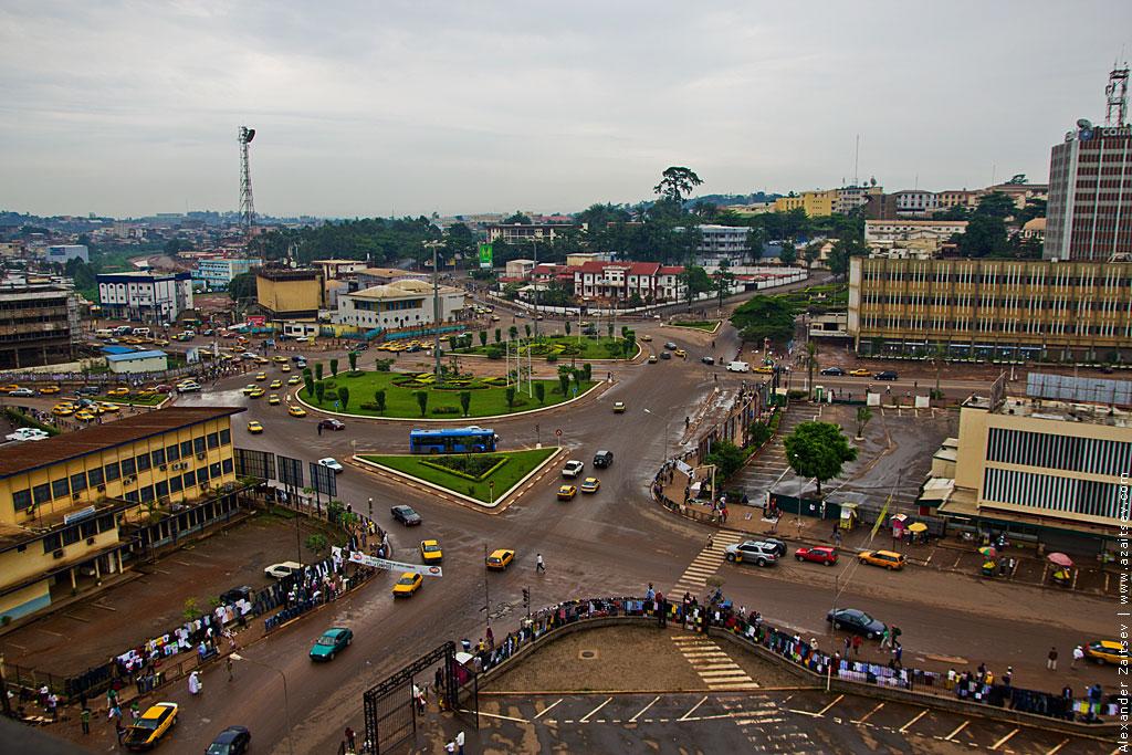 Камерун такси