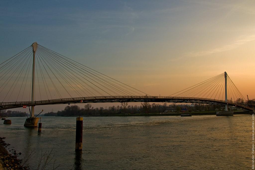 мост в страсбург