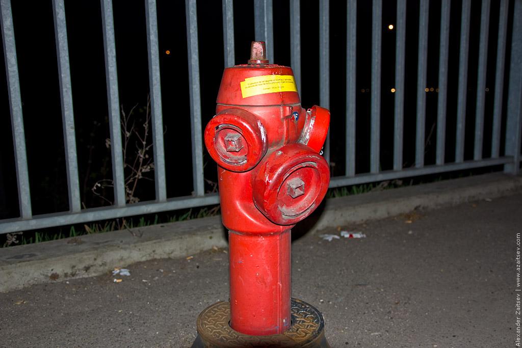 пожарные гидранты в страсбурге