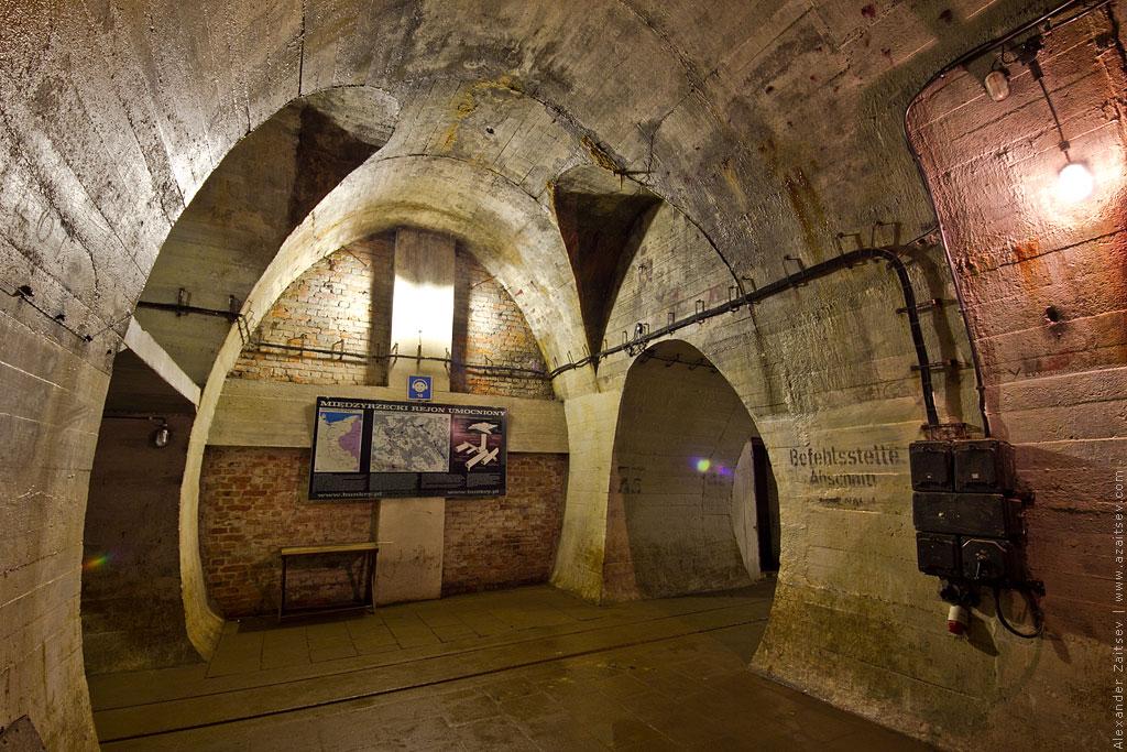 развилки тоннелей ЛДЧ