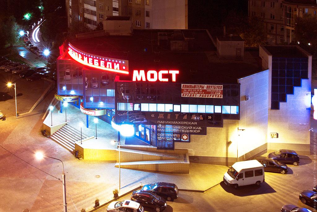институт культуры ночью