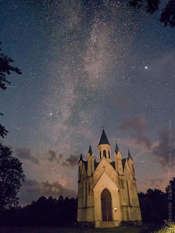 звездный пейзаж беларусь