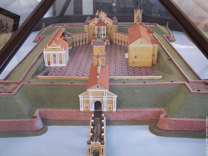 Как сделать макет средневекового замка фото 978