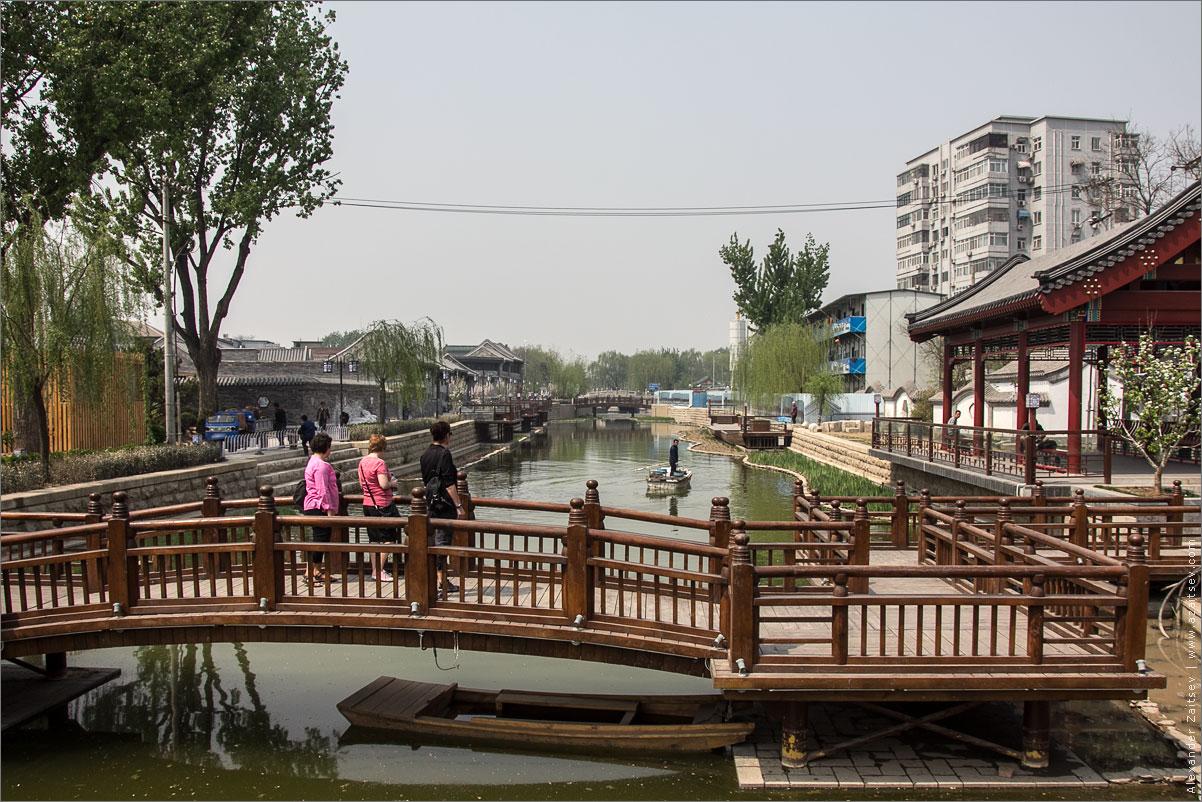 речка в Китае