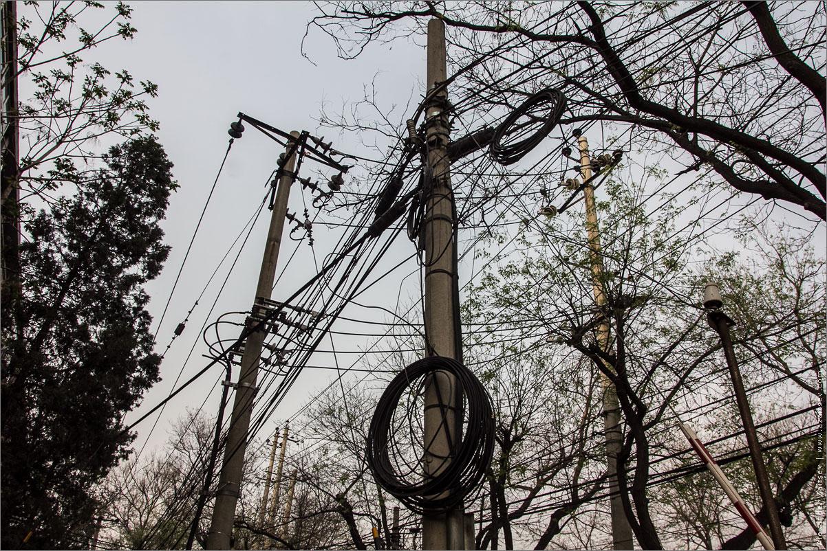 электрификация пекина