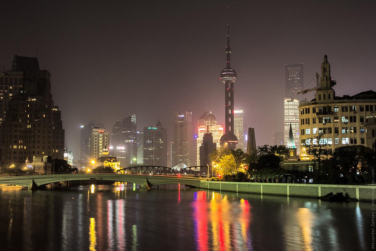 Шанхай фото
